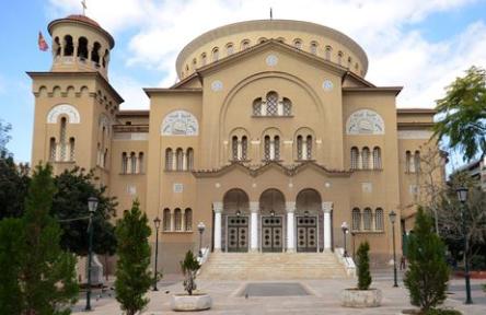 Η Venetsanos Facilities αναλαμβάνει τη φύλαξη του Ιερού Ναού Αγίου Παντελεήμονα Αχαρνών